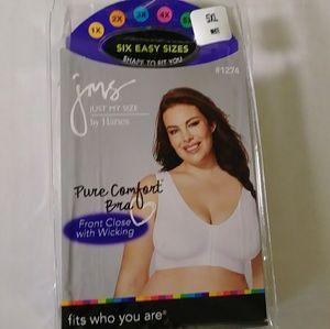 d6bebfbb647 Just My Size Intimates   Sleepwear - Just My Size Hanes Bra  1274 White New